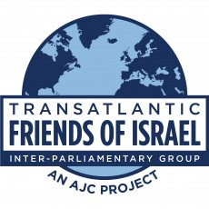 Transatlantic Friends of Israel - Inter-Parliamentary Group. An AJC Project.