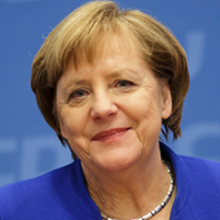Photo of Angela Merkel